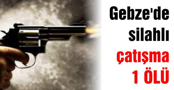 Gebze'de çatışma