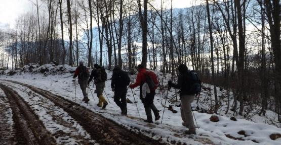 GEDOSK,  Doğa yürüyüşlerine Devam Ediyor
