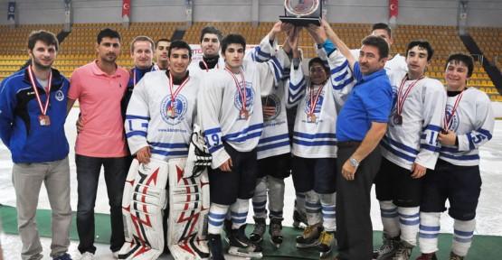 Genç Buz Hokeyciler, Türkiye üçüncüsü oldu