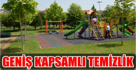GENİŞ KAPSAMLI TEMİZLİK