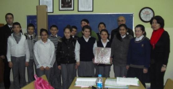 Geri dönüşümü destekleyen okullar ödüllendirildi