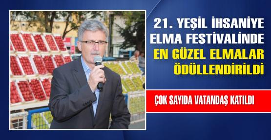 Gölcük Belediyesi 21. Yeşil İhsaniye Elma Festivalinde