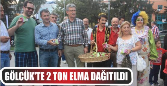Gölcük Belediyesi 22. Yeşil İhsaniye Elma Festivali Start Aldı