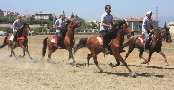 Gölcük Belediyesi Geleneksel Rahvan At Yarışları İhsaniye Koşusu
