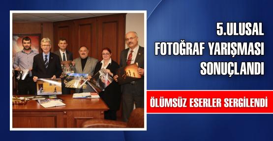 Gölcük Belediyesi ve GFSSD İşbirliği ile düzenlenen 5. Ulusal Fotoğraf yarışması sonuçlandı