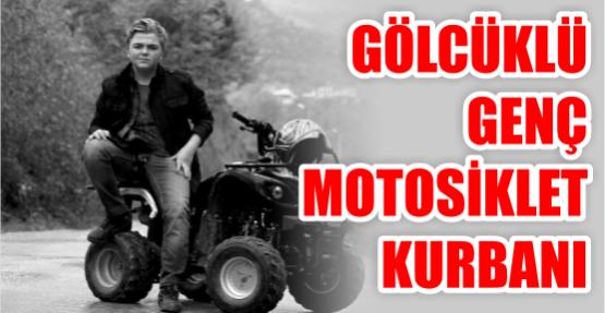 Gölcüklü genç motosiklet Kurbanı