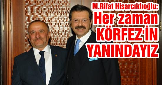 Körfez Ticaret Odası Ankara ziyaretleri