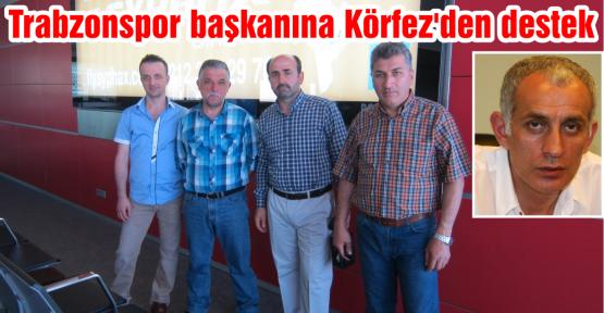 İbrahim Ethem Hacıosmanoğlu'na Körfez'den destek gitti