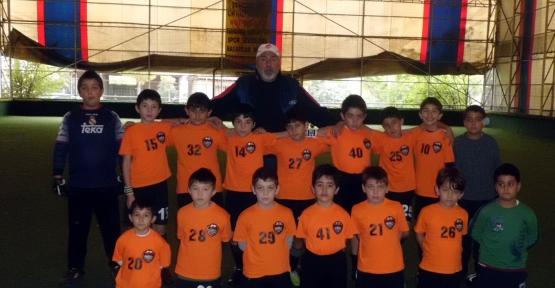 İlimtepe FK'dan Miniklere Futbol Eğitimi
