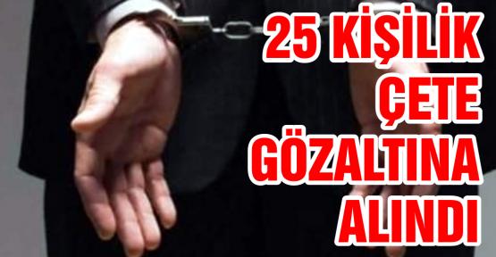 İsmail Halil Gözaltına alındı