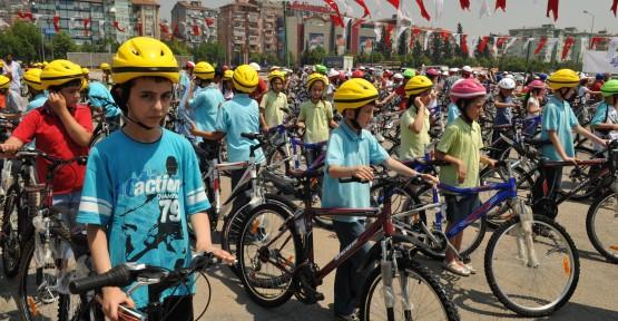 İzmit Belediyesi 4850 Bisiklet Dağıtacak