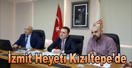 İZMİT HEYETİ KIZILTEPE'DE