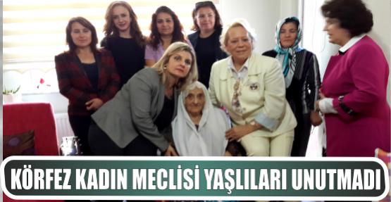 Kadın Meclisi Yaşlıları Unutmadı