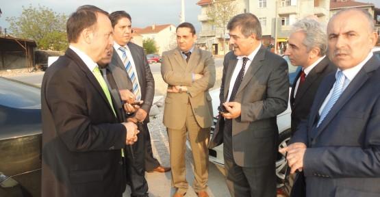 Karabalık, Sedaş'tan yatırım sözü aldı