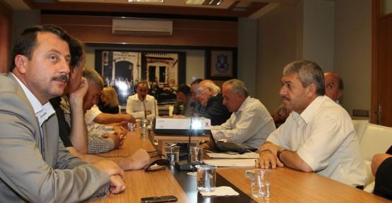Karamürsel Belediyesi Temmuz Ayı Meclis Toplantısı Yapıldı