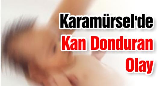 Karamürsel'de Kan Donduran Olay