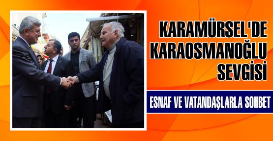 Karamürsel'de Karaosmanoğlu sevgisi