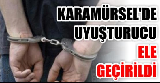 Karamürsel'de uyuşturucu ele geçirildi!