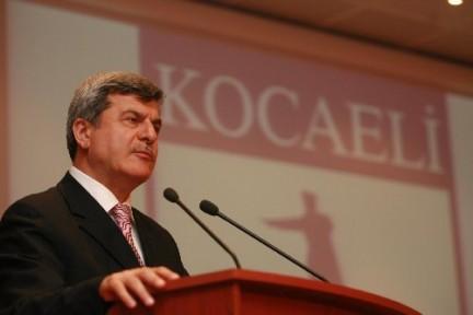 Karaosmanoğlu : Kocaelide hem liman, hemde plaj olacak