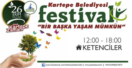 Kartepe Ekoköy'de Haftasonu Festival Var