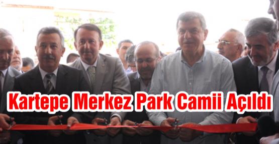 Kartepe Merkez Park Camii Açıldı