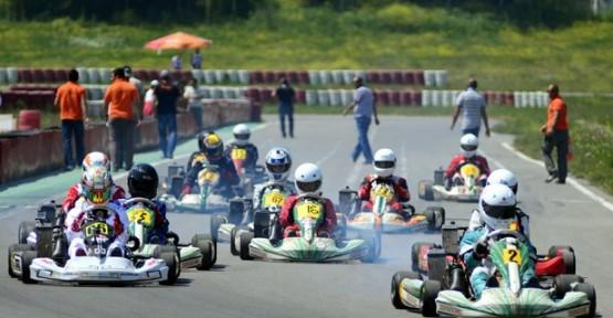 Karting Yarışları Körfez'de olacak