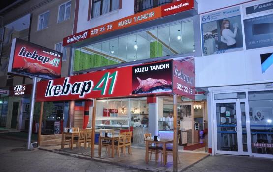 Kebap41 Yenişehir'de Hizmete Açıldı