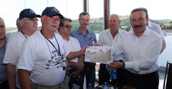Kıbrıs Gazileri Gölkay'da buluştu