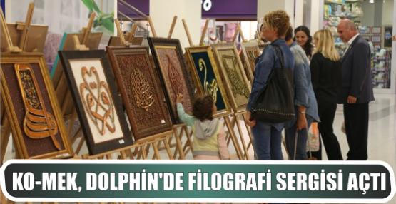 KO-MEK, Dolphin'de filografi sergisi açtı