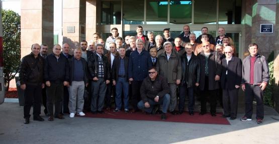Başkanlar Makedonyadan döndü!