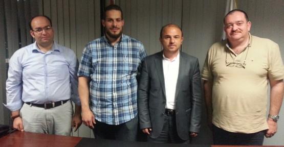 Kocaeli TÜMSİAD Suriye ve Kanadalı işadamlarını ağırladı