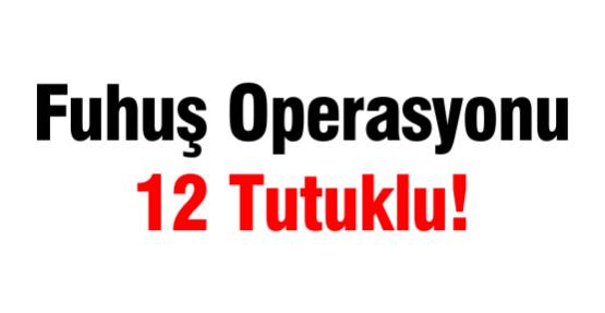 Kocaeli'deki Fuhuş Operasyonu