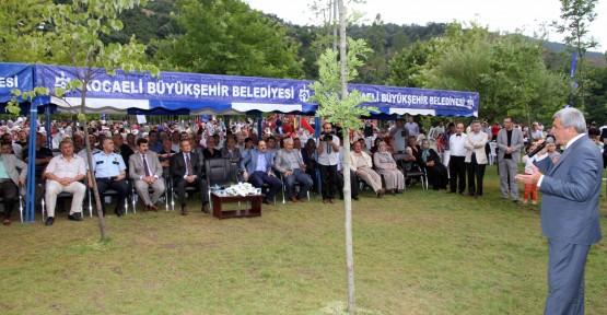 Kocaeli'ye yeni bir mesire alanı: Adagöl