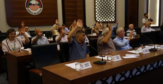 Körfez Belediye Meclisi toplandı