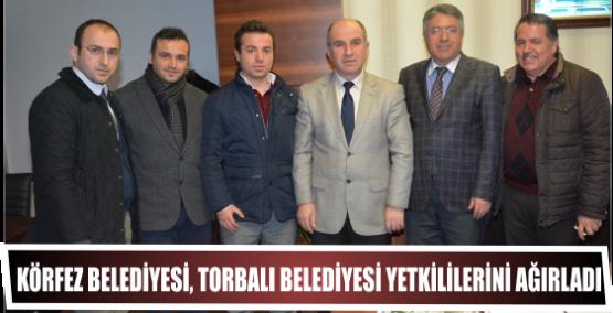 Körfez Belediyesi, Torbalı Belediyesi Yetkililerini Ağırladı
