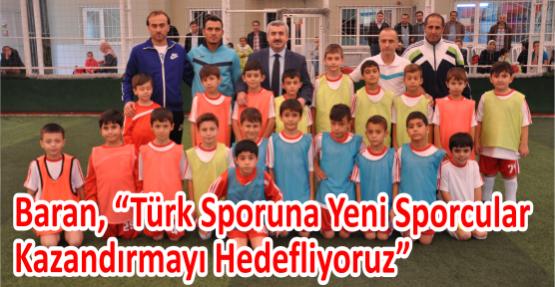 Körfez Futbol Okulu Geleceğin Yıldızlarını Yetiştiriyor