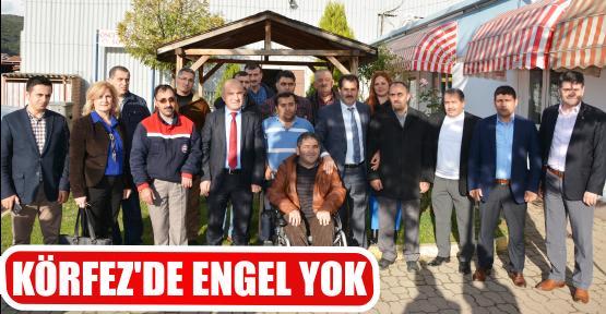 KÖRFEZ'DE ENGEL YOK