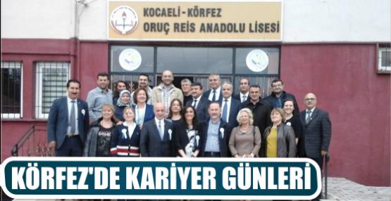 KÖRFEZ'DE KARİYER GÜNLERİ