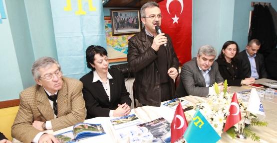 Köşker, Kırım Türkleri'nin konuğu