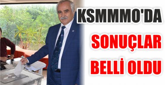 KSMMMO'DA SONUÇLAR BELLİ OLDU