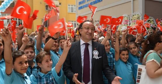KSO Başkanı Zeytinoğlu'nun en mutlu anı