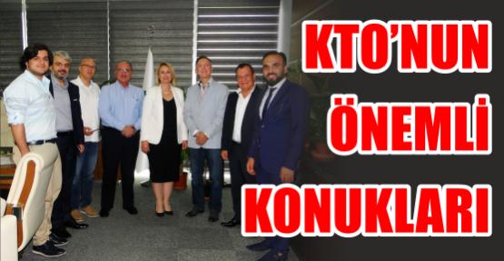 KTO, Birleşik Arap Emirliklerinden yatırımcıları Körfezle buluşturdu