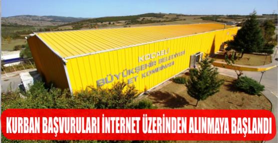 KURBAN BAŞVURULARI İNTERNET ÜZERİNDEN ALINMAYA BAŞLANDI