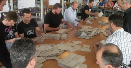 Lastik fabrikalarında delege seçimleri  tamamlandı
