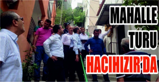 MAHALLE TURU HACIHIZIR'DA