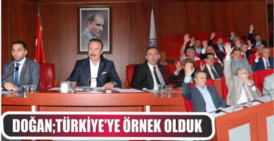 MECLİS TOPLANTISI YAPILDI