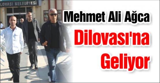 Mehmet Ali Ağca Dilovası'na Geliyor