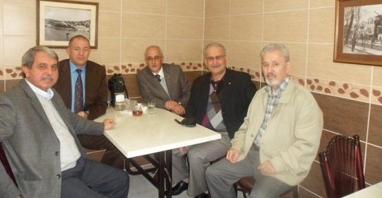 Mehmet Balimre'nin Misafirleri