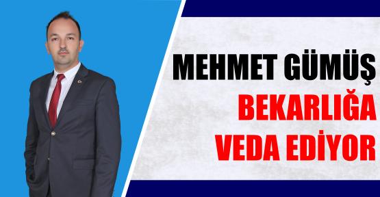 Mehmet Gümüş bekarlığa  Veda ediyor