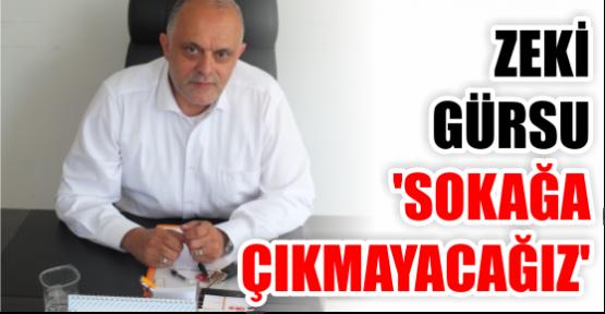 MHP Körfez İlçe Başkanı Gürsu ''Sokağa çıkmayacağız''